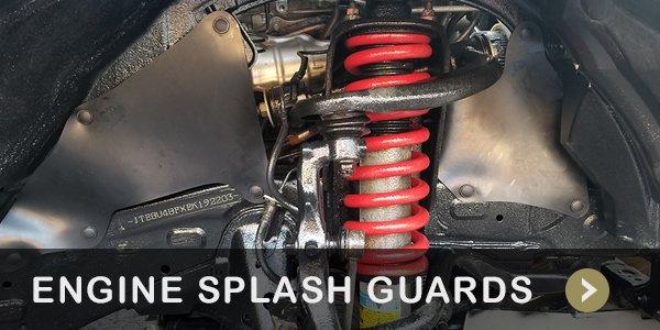 Rad Rubber Design Fj Fender Flaps Toyota Engine Splash